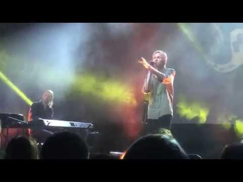 Jay-Jay Johanson - On the radio, St.Petersburg, 12.11.2015