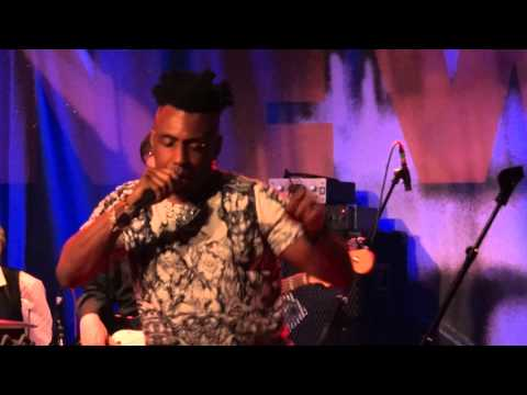 Omar Lye-Fook - There's Nothing Like This {Live @ New Morning, Paris, April 18th 2015}