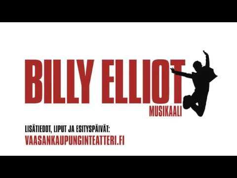 Billy Elliot -musikaalin traileri