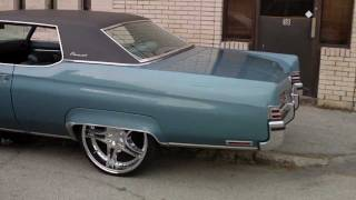 Buick Electra on 24's HD