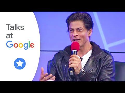 Shah Rukh Khan & Cast of HNY and Sundar Pichai   Talks at Google