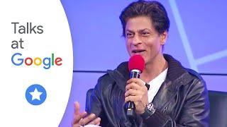 Shah Rukh Khan with Sundar Pichai | Happy New Year Film | Talks at Google