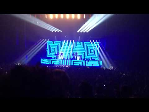 Disclosure - Bang That @ Zénith De Paris - 19.02.2016