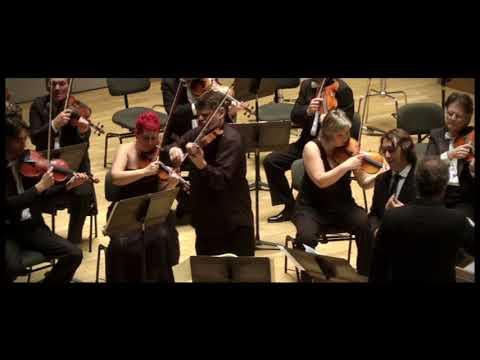 J.S.Bach 2º movimiento concierto de violín y oboe.
