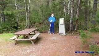 Day 2: Gold Mines Trail - Kejimkujik National Park