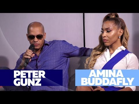 """Peter Gunz & Amina Buddafly Detail Their Split,  Joining """"Marriage Boot Camp"""""""