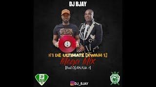 DJ BJAY - K1 DE ULTIMATE KWAM 1 MEGA MIX