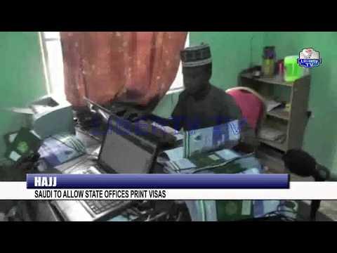 Hajj: Saudi To Allow State Offices Print Visas