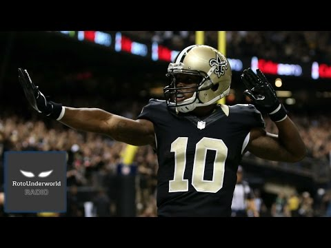 Brandin Cooks could be the most productive wide receiver in the NFL in Wes Welker's old role