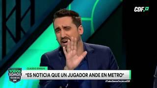 ¿Cuánto influyen los representantes en el Fútbol Chileno?