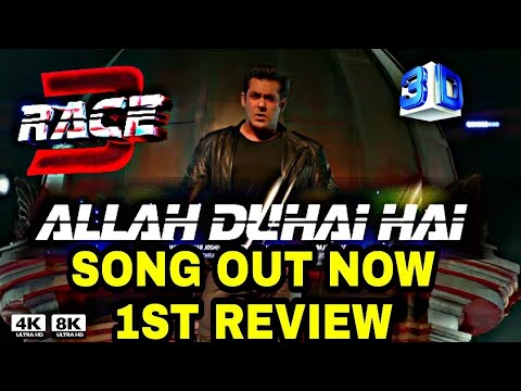 Allah Duhai Song Video - Race 3 | Salman Khan | Amit Mishra | Remo D'souza | Race 3 Songs