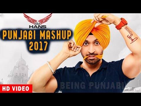 Punjabi Mashup 2017 - DJ Hans   Non Stop Bhangra Songs   Latest Punjabi Songs   New Bhangra Mashup
