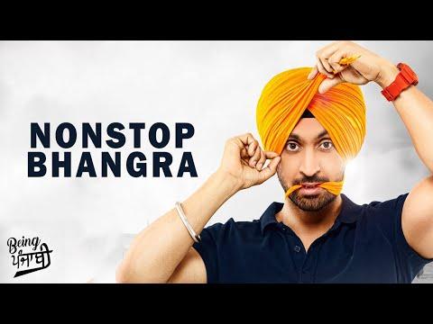 Punjabi Mashup 2017 - DJ Hans | Non Stop Bhangra Songs | Latest Punjabi Songs | New Bhangra Mashup