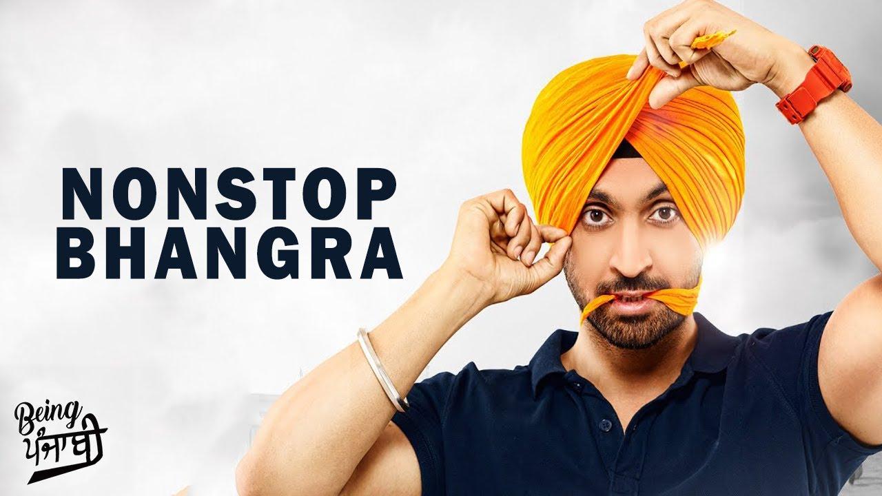 Punjabi Mashup  - DJ Hans | Non Stop Bhangra Songs | Latest Punjabi Songs | New Bhangra Mashup