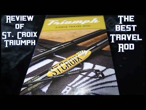 The Best Travel Fishing Rod?
