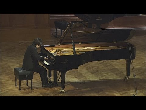 Seong-Jin Cho - Beethoven Piano Sonata No. 31 in A-flat major, Op. 110 (2011)