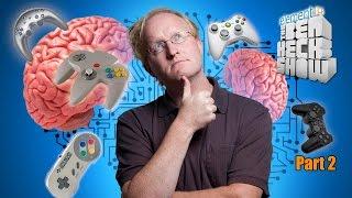 Ben Heck's Game Brains Part 2