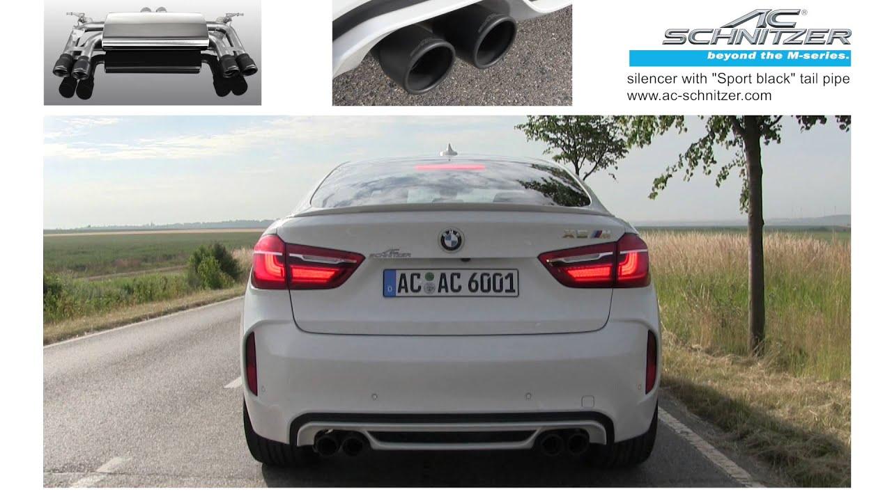 2015 bmw x6 black beauty 2014 03 09 170315jpg 69577699 498x330 bmw x6m by ac schnitzer with sport black tail pipe homologated vanachro Gallery