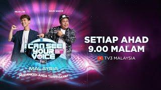 [LIVE] I Can See Your Voice Malaysia (Musim 2) Minggu 10 Bersama Sam Bunkface   #ICSYVMY
