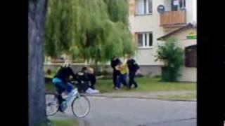 Akcja policji w Świnoujściu