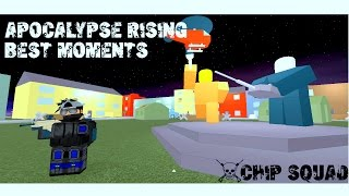 Roblox: Apocaplyse Rising Best Moments
