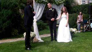 Мы всегда осознавали она не ... наша дочь... Речь отца невесты на свадьбе.