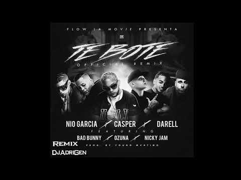 Te Bote remix   DjAdriGen Remix Mambo