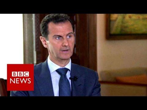 Bashar al-Assad: Coalition attack on Syria troops 'intentional' - BBC News