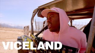 Tyler, the Creator Goes Off-Roading with Bucky Lasek
