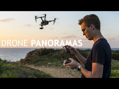 Simple Tricks To Shoot Better Panoramas With Your Drone | Photography Tips