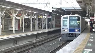西武鉄道6115F 回送保谷行06M 所沢通過