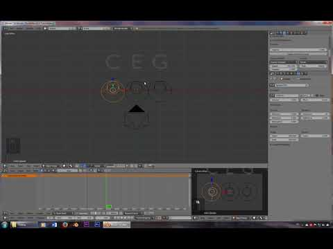 Use Blender as a Frequency Generator