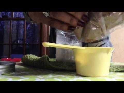 DIY: Cookie Mix In A Jar