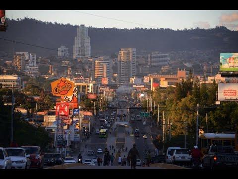 Evolución Urbanística de Tegucigalpa