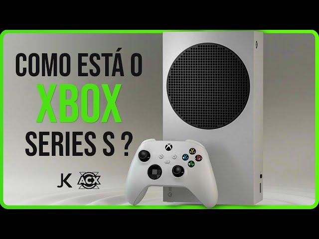 Xbox Series S  - Primeiras impressões de uma real consumidora da marca Xbox