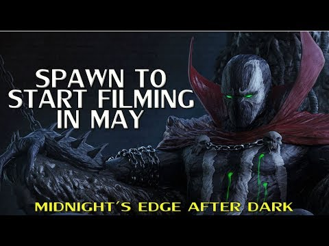Spawn Set to Film in May