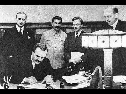 Molotov-Ribbentrop