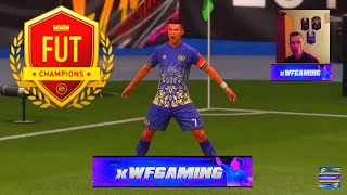 FUT CHAMPIONS WEEKEND LEAGUE #16 p2 - WITH TOTY RONALDO! (FIFA 21) (LIVE STREAM)