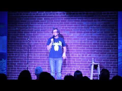 Reid Pegram at Goodnights Comedy Club - 7/11/17