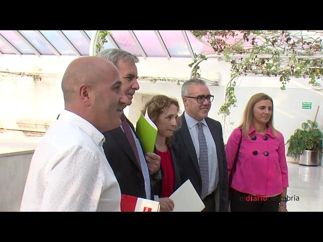 COMISION DE SEGUIMIENTO DEL PACTO DE GOBIERNO PACTO PRC/PSOE