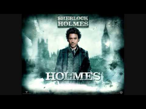 Sherlock Holmes Complete Score - Johnny Cope (Dredger Fight Scene) NO SFX