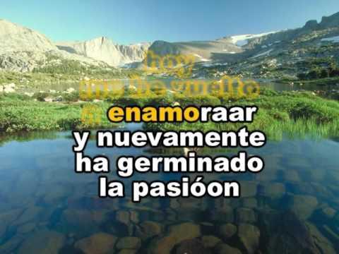Alejandro Fernández - En el Jardín karaoke letra lyric