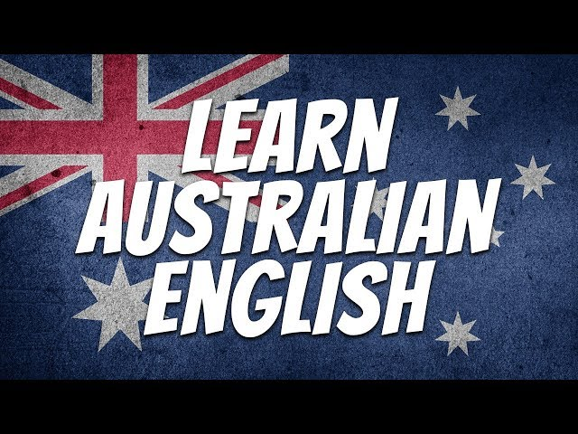 australian english accent audio free download