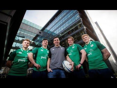 Irish Rugby TV: Ireland Under-20 Head Coach Noel McNamara