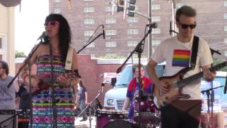 Honey Child  @ AthFest 2015 Hull Street Stage
