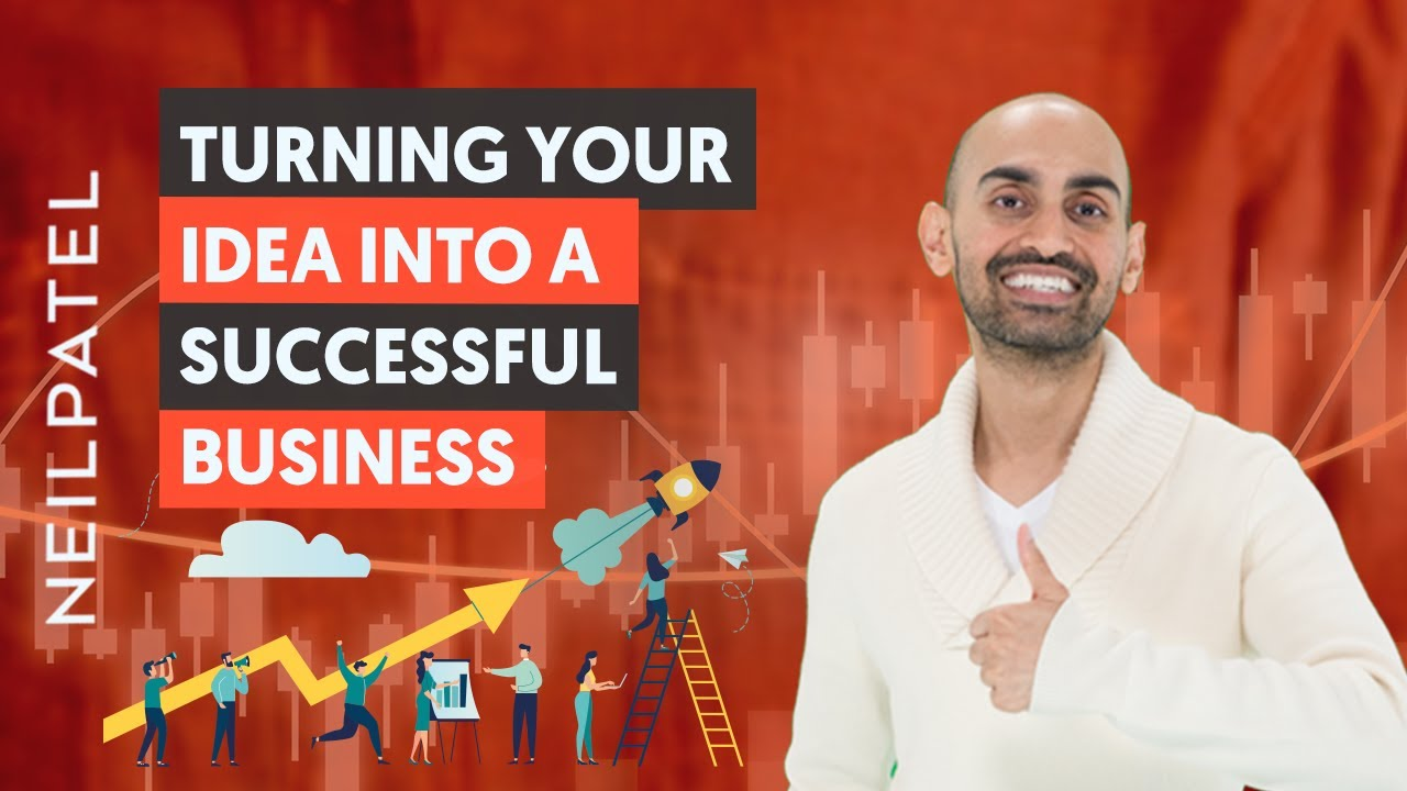 Turn Your Idea Into a Real Business - 10 Steps from 0 to 100s of Sales Opportunities