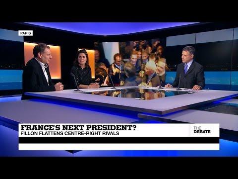 France's next president? Fillon flattens centre-right rivals (part 1)