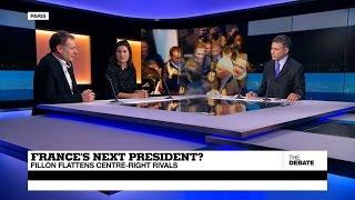 France's Next President? Fillon Flattens Centre Right Rivals (part 1)