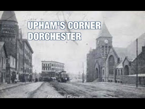 The Boston History Project: Upham's Corner in Dorchester