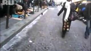Европейская толерантность.Париж.